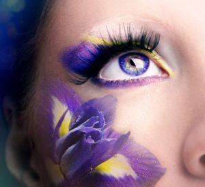 karneval-kontaktlinsen